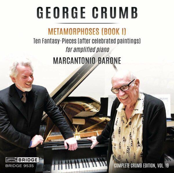 Crumb: Metamorphoses (Book I) - Marcantonio Barone