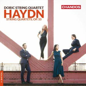 Haydn: String Quartets Op.33 - Doric String Quartet