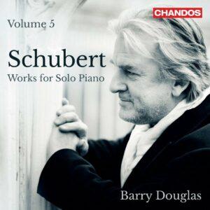 Schubert: Piano Works Vol.5 - Barry Douglas