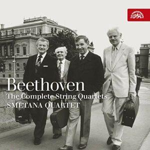 Beethoven: Complete String Quartets - Smetana Quartet