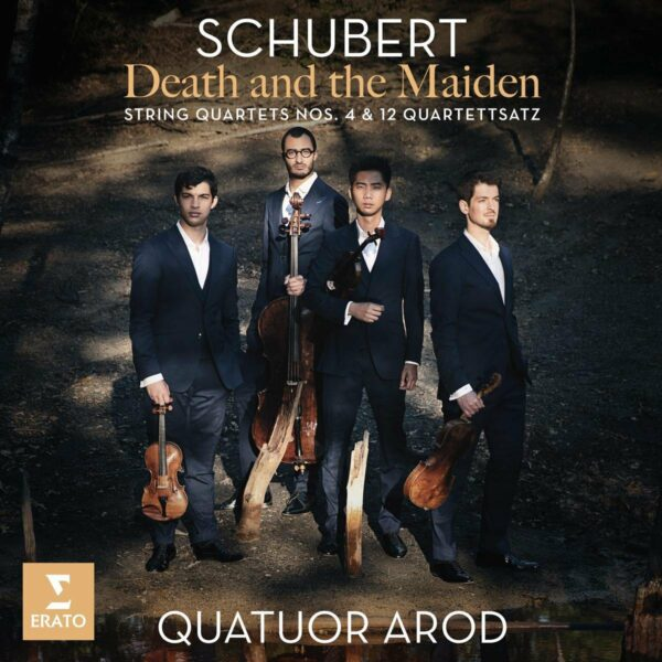Schubert: Death And The Maiden - Quatuor Arod