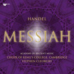 Handel: The Messiah (Vinyl) - Stephen Cleobury