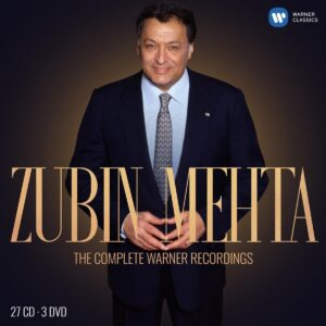 The Complete Warner Recordings - Zubin Mehta