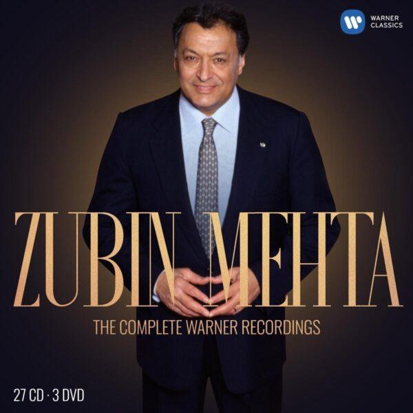 The Complete Warner Recordings - Zubin Mehta