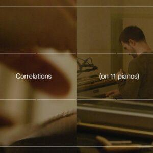 Cipa: Correlations (On 11 Pianos) - Carlos Cipa