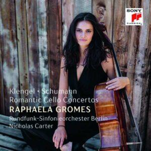 Klengel / Schumann / Strauss: Romantic Cello Concertos - Raphaela Gromes