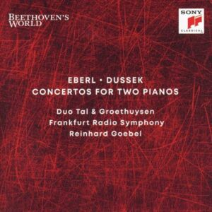 Eberl / Dussek: Concertos For Two Pianos - Duo Tal & Groethuysen