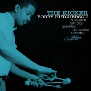 The Kicker (Vinyl) - Bobby Hutcherson