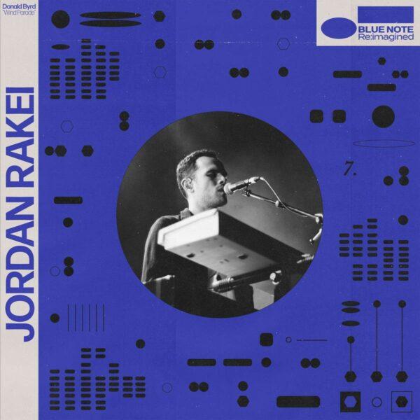 Donald Byrde: Wind Parade (Vinyl) - Jordan Rakei