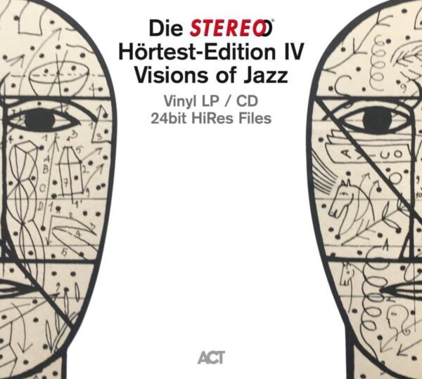 Die Stereo Hortest Edition - Visions Of Jazz (Vinyl)