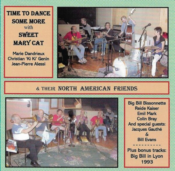 Time To Dance Some More - Sweet May Cat & Their American Friends
