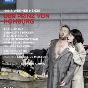Hans Werner Henze: Der Prinz Von Homburg - Cornelius Meister