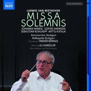 Beethoven: Missa Solemnis (Documentary And Performance) - Frieder Bernius