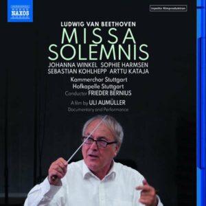Beethoven: Missa Solemnis (Documentary And Performance) - Frieder Bernius