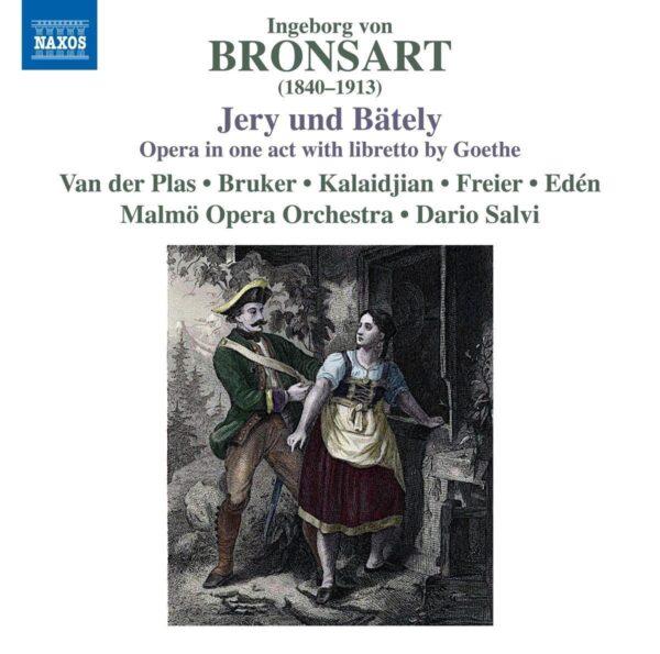 Ingeborg Von Bronsart: Jery Und Bately - Malmö Symphony Orchestra