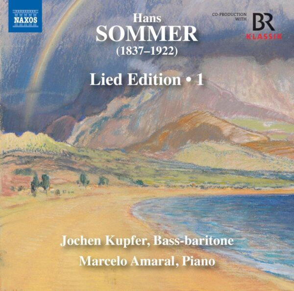 Hans Sommer: Lied Edition, Vol. 1 - Marcelo Amaral