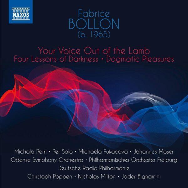 Fabrice Bollon: Your Voice Out Of The Lamb - Michala Petri