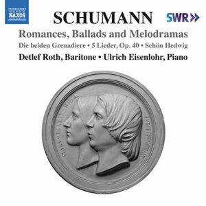 Robert Schumann: Lieder Edition, Vol. 9: Romances, Ballads And Melodramas - Ulrich Eisenlohr
