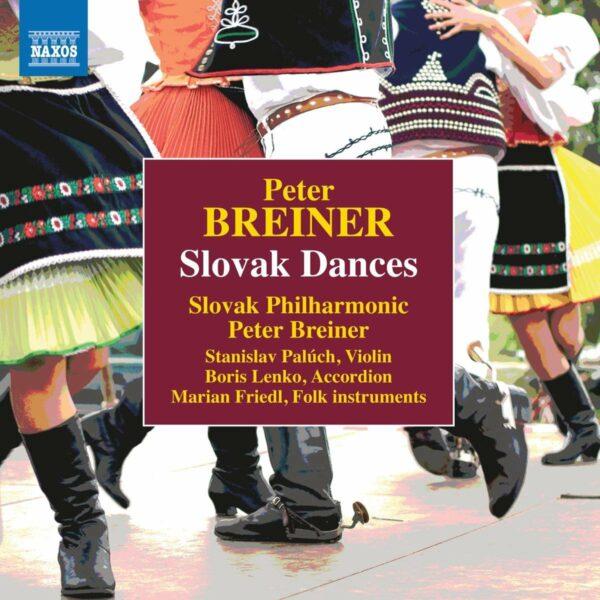 Peter Breiner: Slovak Dances - Stanislav Paluch