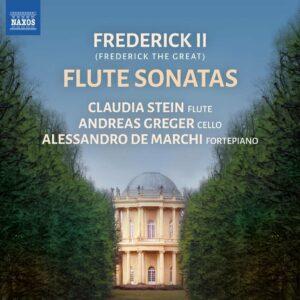 Frederick II: Flute Sonatas - Alessandro De Marchi