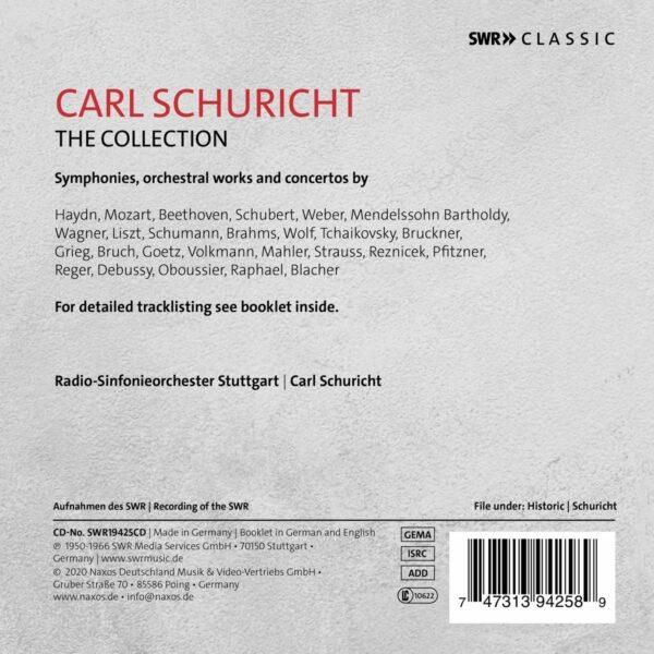 The Collection - Carl Schuricht
