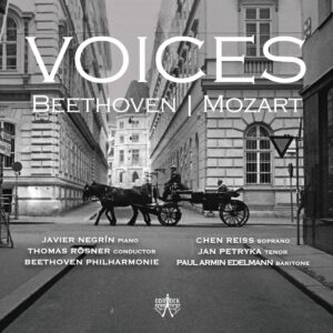 Voices: Beethoven / Mozart - Chen Reiss