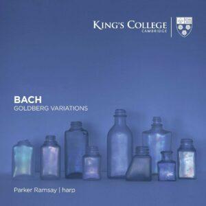 Bach: Goldberg Variations (Arranged For Harp) - Parker Ramsay