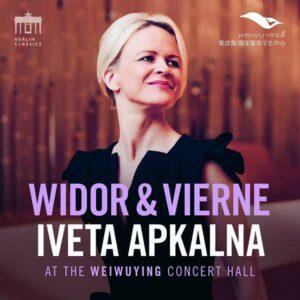 Widor & Vierne - Iveta Apkalna