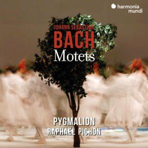 Bach: Motets - Pygmalion