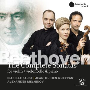 Beethoven: The Complete Sonatas For Violin & Cello - Isabelle Faust