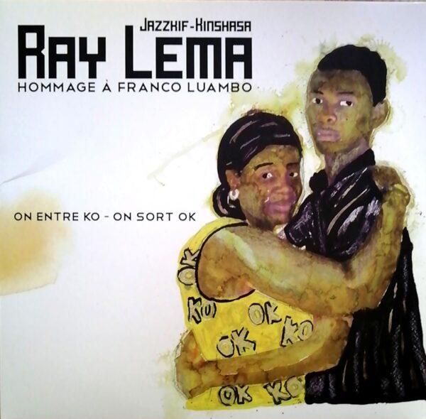 Hommage A Franco Luambo (Vinyl) - Ray Lema