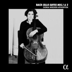 Bach: Cello Suites Nos. 1 & 2 (Vinyl) - Sonia Wieder-Atherton