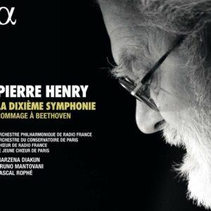 Pierre Henry: La Dixieme Symphonie, Hommage A Beethoven