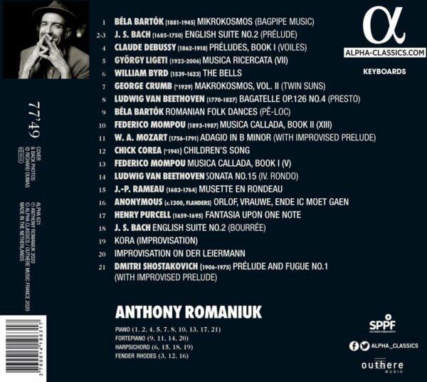 Bells - Anthony Romaniuk