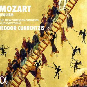 Mozart: Requiem - Teodor Currentzis