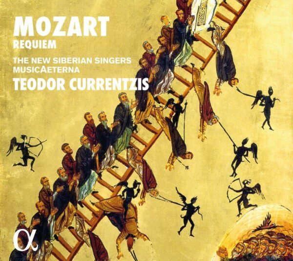 Mozart: Requiem - Teodor Currentzis