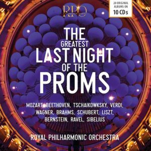 The Greatest Last Night Of The Proms - Royal Philharmonic Orchestra