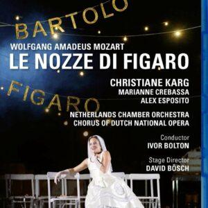 Mozart: Le Nozze Di Figaro Dno 2016 - Christiane Karg
