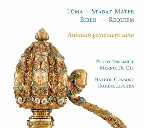 Tuma: Stabat Mater / Biber: Requiem in F minor - Romina Lischka