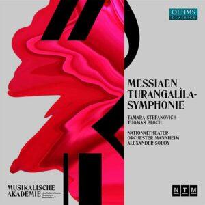 Olivier Messiaen: Turangalila-Symphonie - Alexander Soddy
