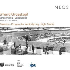 Erhard Grosskopf: Sprachklang / Voicesound, Electraacoustic Works - Eberhard Blum