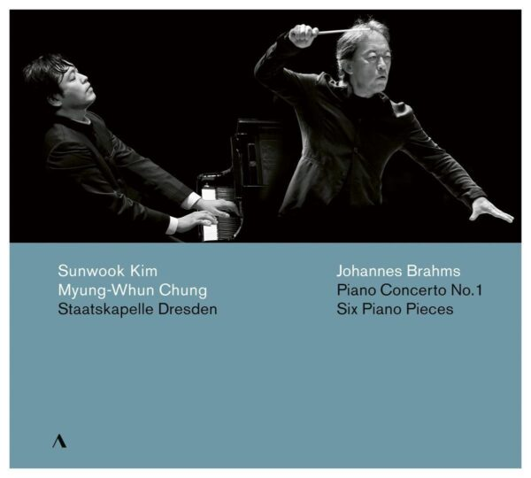 Brahms: Piano Concerto No. 1, Klavierstücke op. 118 - Sunwook Kim