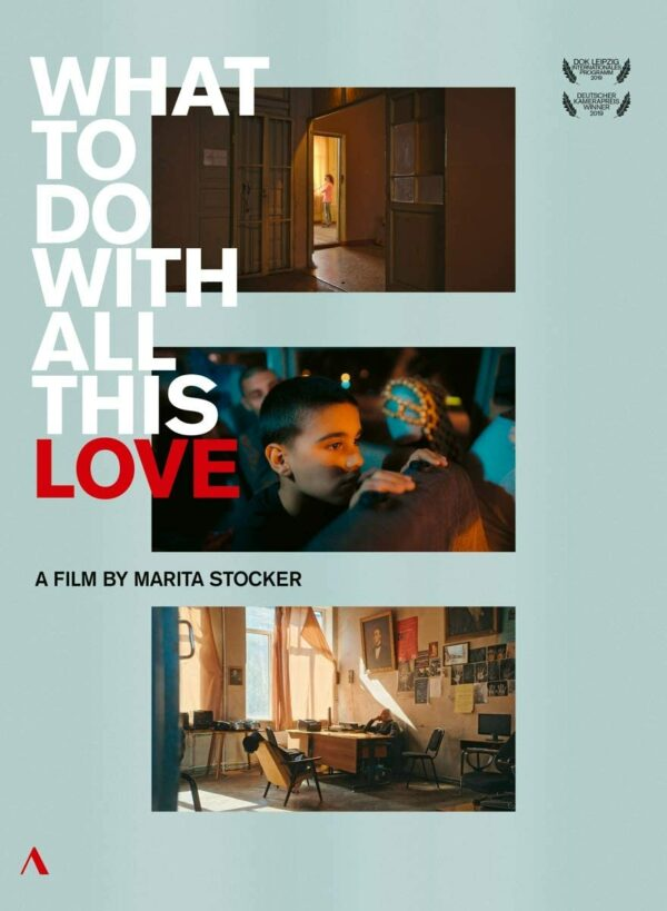 What To Do With All This Love - Marita Stocker
