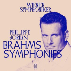 Johannes Brahms: Symphonies Nos.1-4 - Armin Jordan