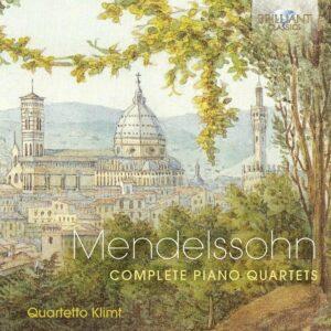 Mendelssohn: Complete Piano Quartets - Quartetto Klimt