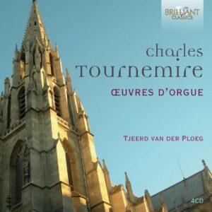 Tournemire: Complete Organ Music - Tjeerd Van Der Ploeg