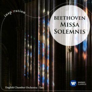 Beethoven: Missa Solemnis - Jeffrey Tate