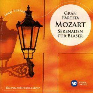Mozart: Gran Partita - Sabine Meyer