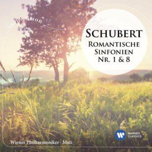 Schubert: Symphonies Nos. 1 & 8 - Riccardo Muti