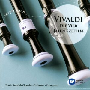 Vivaldi: The Four Seasons -  Michala Petri